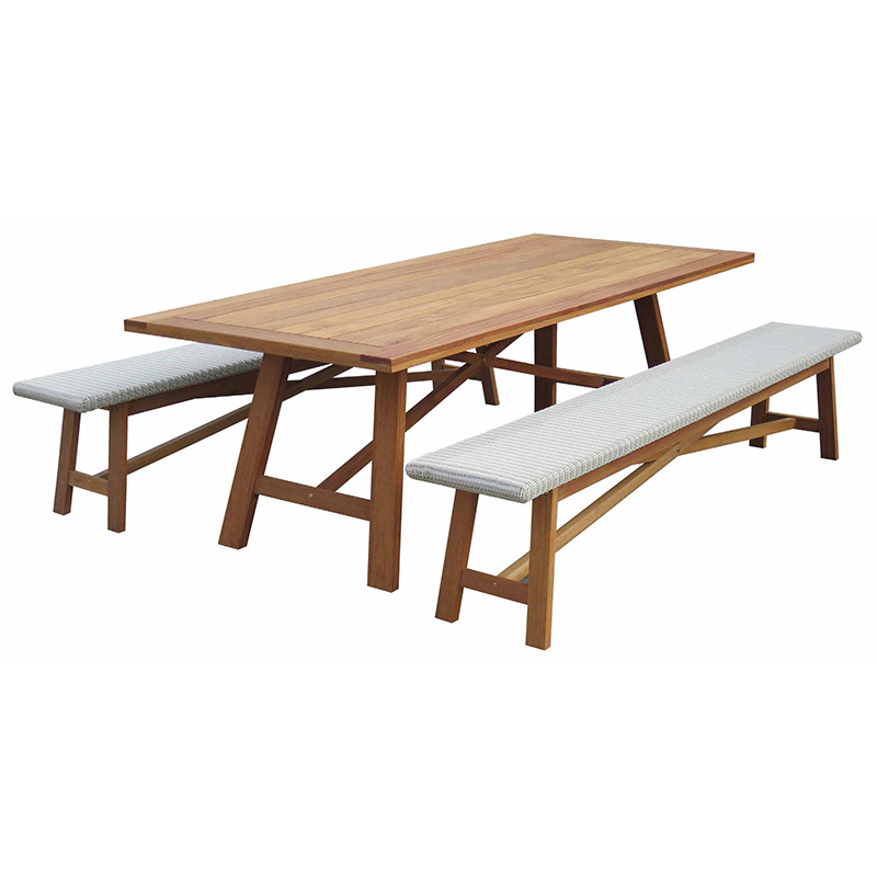 Cascade Bench Dining Collection Port Stephens Fab Furniture