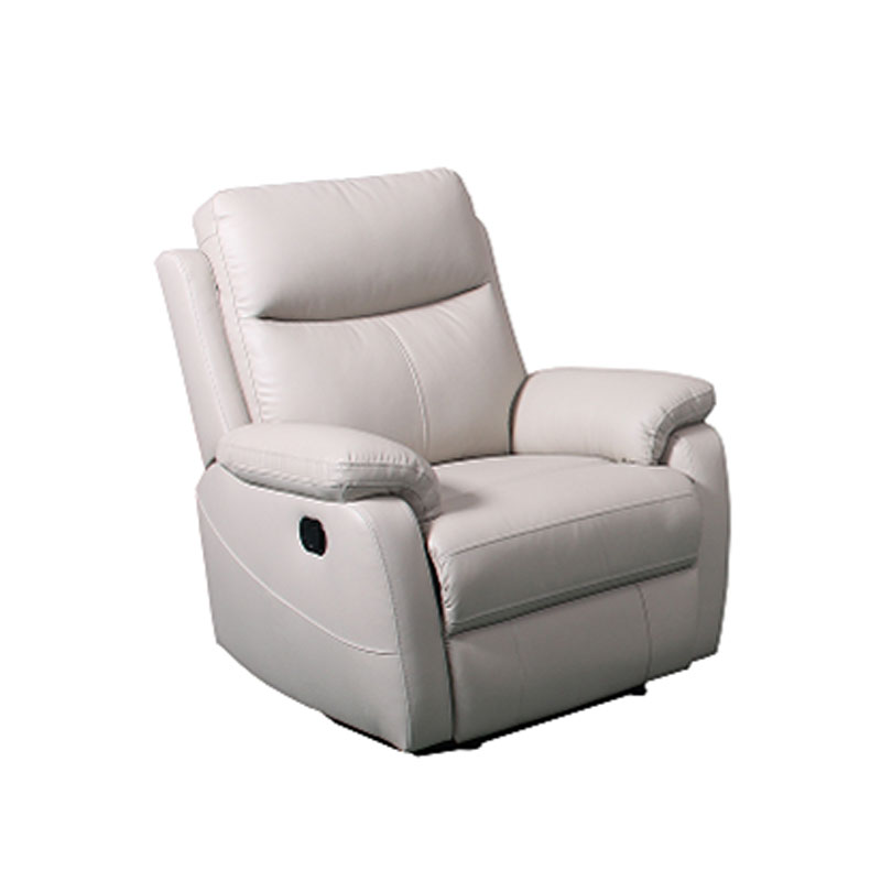 Groovy Manhattan Leather Recliner Pabps2019 Chair Design Images Pabps2019Com